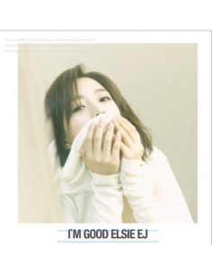 TARA T-ARA EunJung Elsie - I'm Good 1st Mini Album CD + Poster