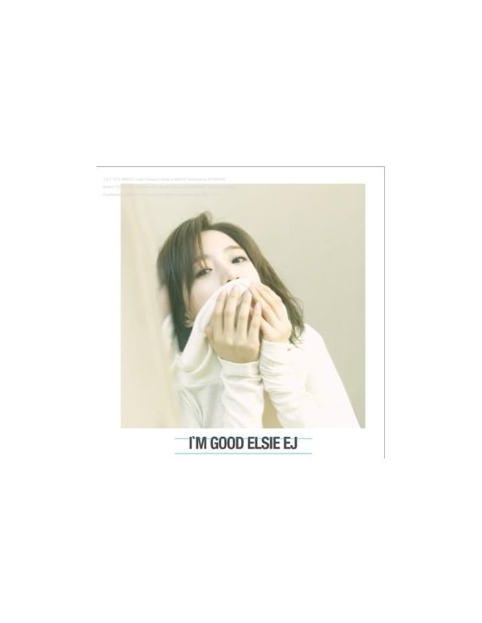 TARA T-ARA EunJung Elsie - I'm Good 1st Mini Album CD + Poster