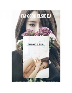 TARA T-ARA EunJung Elsie - I'm Good 1st Mini KIHNO Album CD + Poster