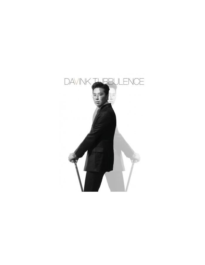 Davink Album - Turbulence  CD