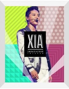 XIA 2ND ASIA TOUR CONCERT INCREDIBLE DVD