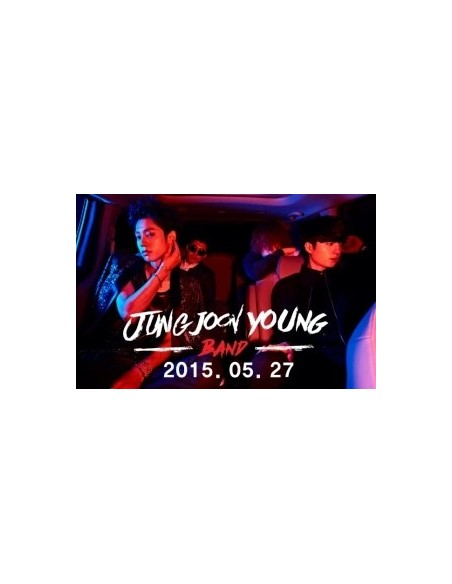 JUNG JUN YOUNG Band Album -일탈다반사 CD + Poster