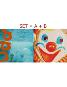 [SET] SHINEE 4th Album vol 4 - Odd CD A Version + B Version