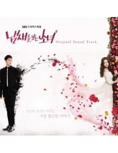 SBS Drama -냄새를 보는 소녀 O.S.T Album (2CD)