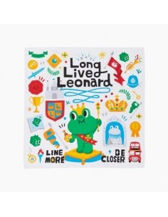 [LINE FRIENDS Official Goods] Leonard Multi Use Bandana