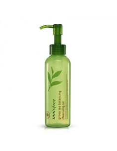 [INNISFREE] Green Tea Balancing Cleansing Oil 150ml