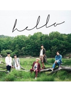 Boys Republic 4th Single Album - HELLO CD + Poster
