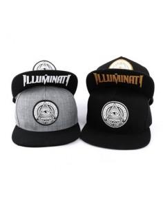 [CAP432] Illuminaty Circle Snapback