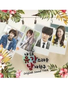 MBC Drama Net -나의 유감스러운 남자친구 (Yugamnam) O.S.T Album