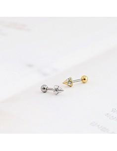 [EX226] EXO Twinkle Cone Earring / Piercing