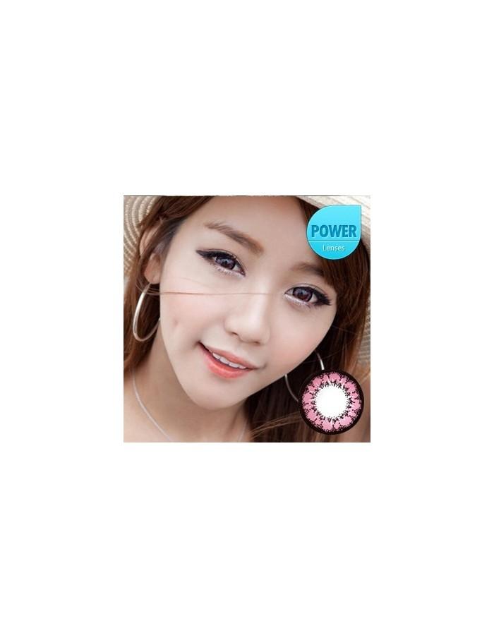 [ O-Lens ] Alice Circle - Pink (Prescription)