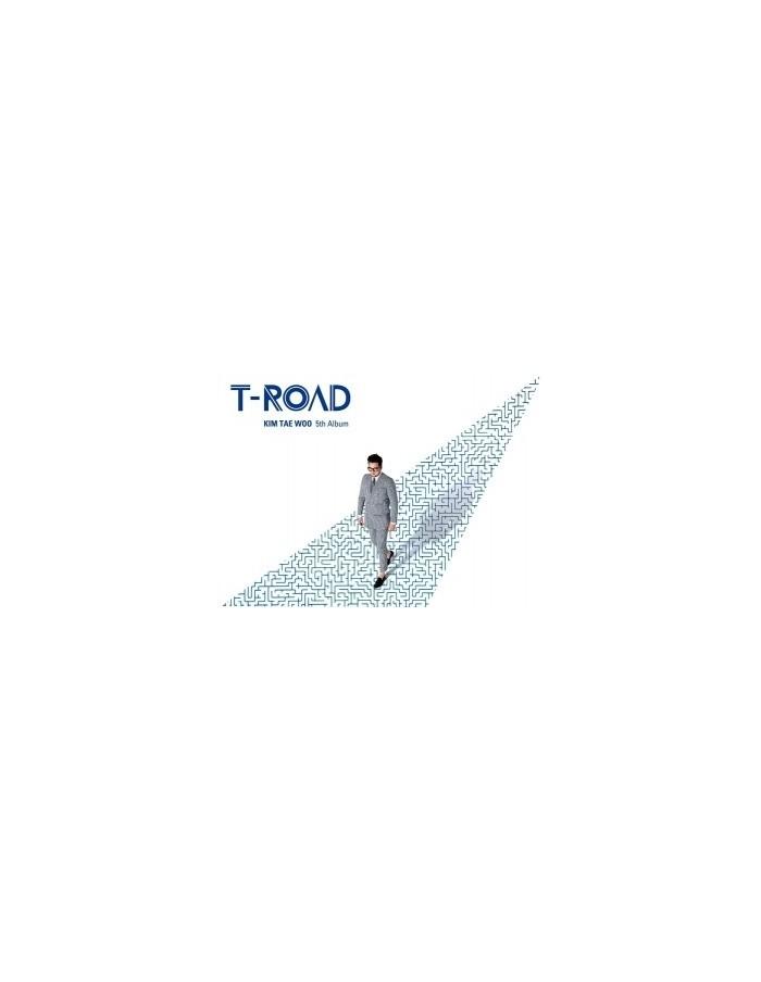 Kim Tae Woo 3rd Album - T-ROAD  CD