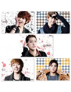 [MBLAQ Official Goods] MBLAQ Postcard Set - Ver.A