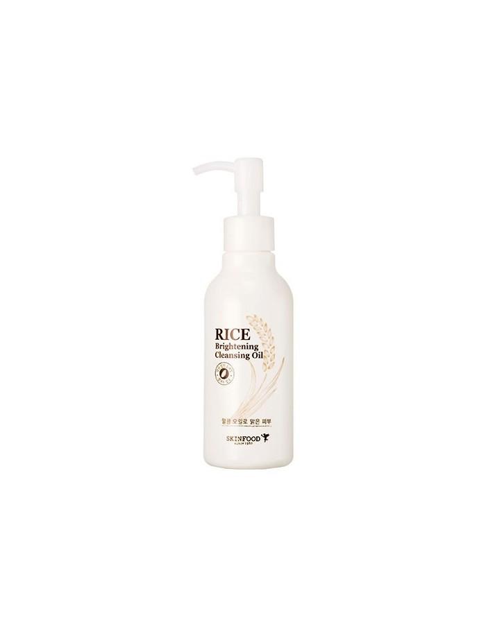 Review: Skin Food Egg White Pore Cleansing Oil & Pore Foam
