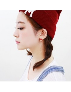 [AS91] IRON MAN Earring