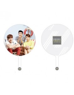 "[ JYP Official Goods ] 2PM ""House Party"" Concert Goods - Image Picket ( 2Kinds )"
