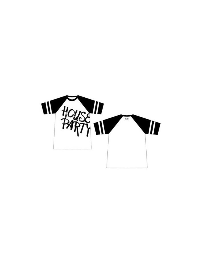 "[ JYP Official Goods ] 2PM ""House Party"" Concert Goods - T-shirt"
