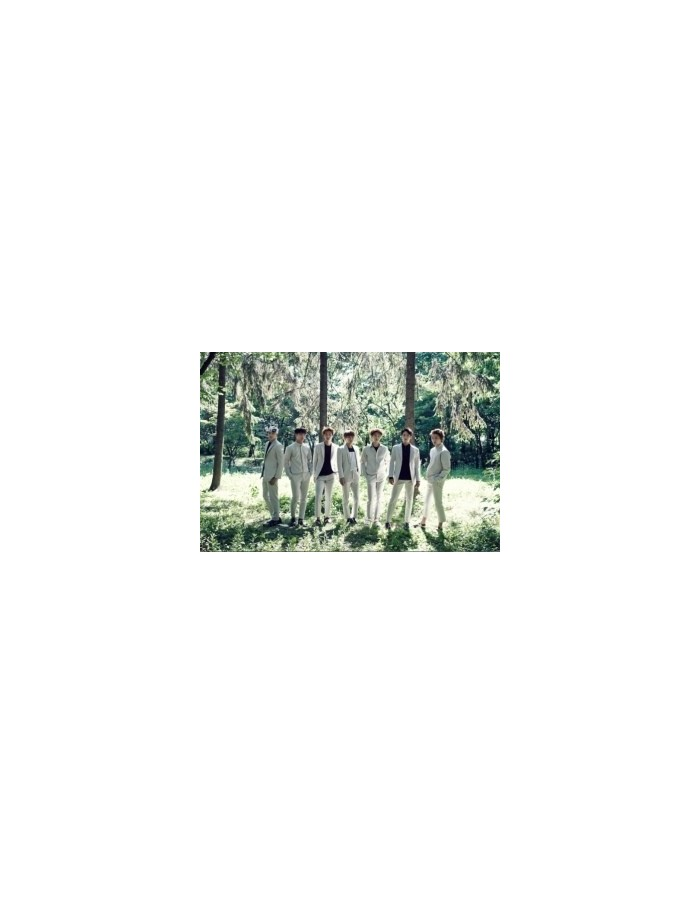 BTOB 1st Ablum - Complete CD + Photobook (246p) + Poster