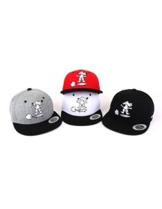 [CAP446] Board Dog Snapback