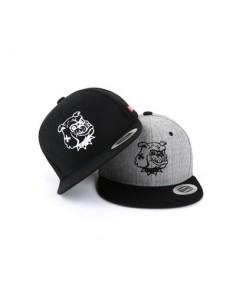 [CAP447] A/W Bulldog Snapback