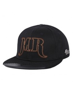 [MR.REAL GOODMAN] SNAPBACK 205 (BK)