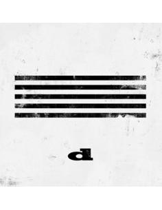 BIGBANG - MADE SERIES [d] - d version (Small Letter d)