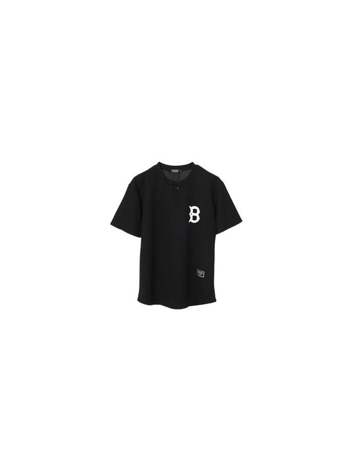 [COSTUME O'CLOCK] DEAR.42 1/2 T-SHIRTS BLACK