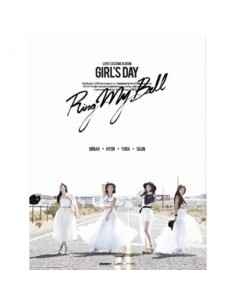 Girls Day The 2nd  Album - LOVE CD + Poster