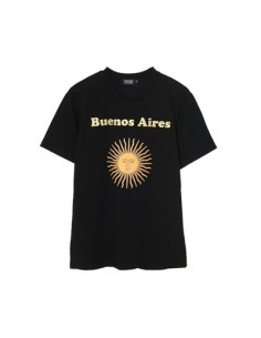 [COSTUME O'CLOCK] Buenos Aires 1/2 T-SHIRTS BLACK