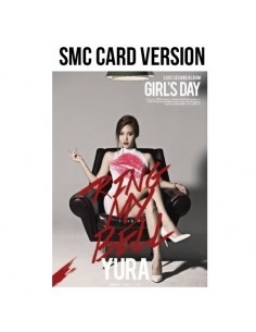 Girls Day The 2nd  Album - LOVE SMC Card + Poster