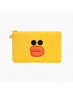 [LINE FRIENDS Official Goods] Sally Square Pouch