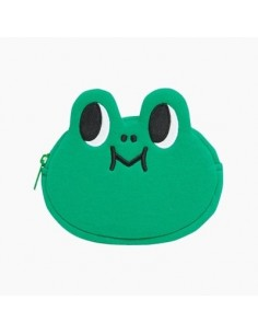 [LINE FRIENDS Official Goods] Leonard Coin Wallet