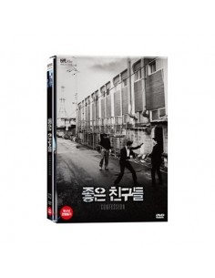 [DVD] Confession 1 Disc (Ji Sung, Lee Kwang Soo, Joo Ji Hun)