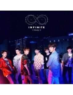 Infinite 5th Mini Album - Reality CD + Poster