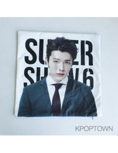 [SM Officail Goods] Super Junior : Super Show 6 - Cushion Cover