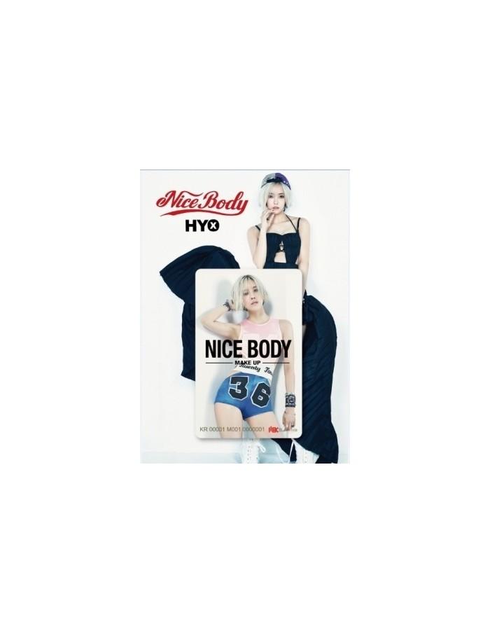 Tara Hyo Min - Make Up (Smart Music Card) + Poster