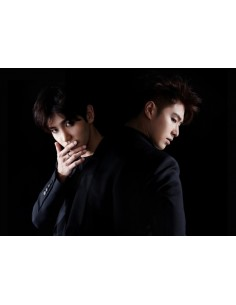 TVXQ Special Album - Rise as Good [White Ver] CD + Poster