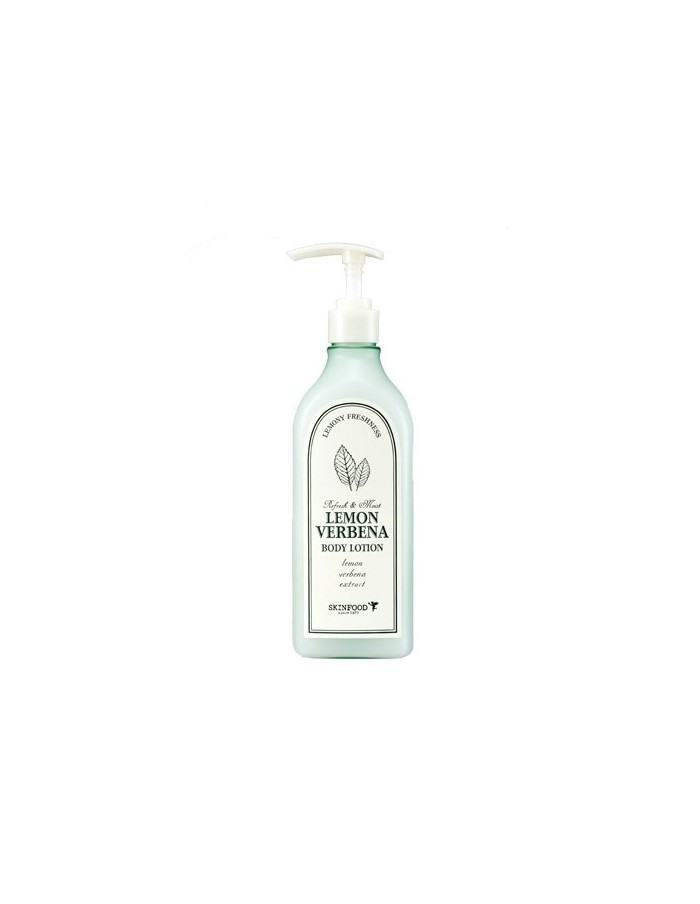 [Skin Food] Lemon Vervena Body Lotion 335ml