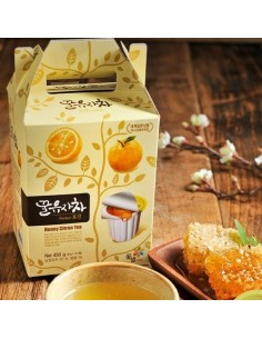 KKOH SHAEM HONEY CITRON TEA PORTION Type - 30g x 15EA