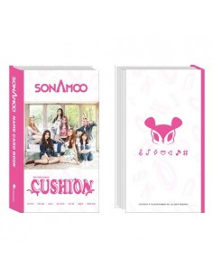 [TS Official Goods] SONAMOO - Name Card Book