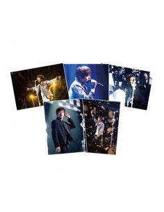 "[FNC Official Goods] CNBLUE Jung Yong Hwa Encore Concert ""One More Fine Day"" - Poster Set"