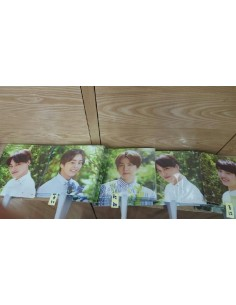 EXO - Nature Republic Promotional Photo Fan Version 2