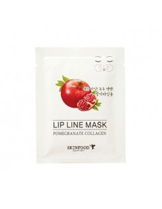 [Skin Food] Pomegranate Collagen Lip Line Mask 3.5g