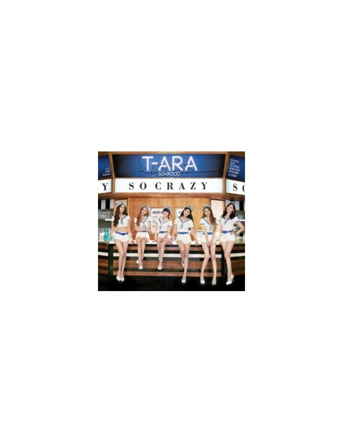 T-ara Mini Album - So Good - CD + Photobook (80p) + Poster