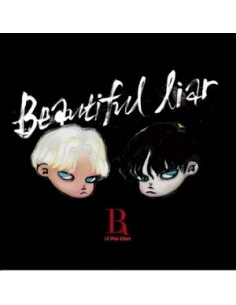 VIXX LR  - Beautiful Liar CD + Poster [Random Cover]
