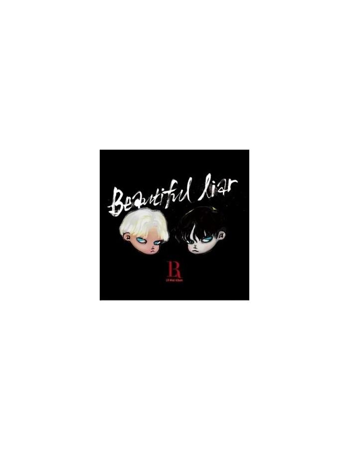 VIXX LR  - Beautiful Liar CD + Poster [Random Cover]