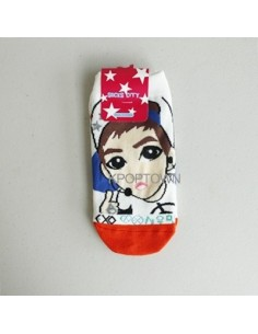 EXO 1 pair of  Character Socks - XIUMIN Ver 2