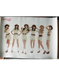 "[APink Official Goods] Apink 2nd Concert ""Pink Island"" - Poster Set B"