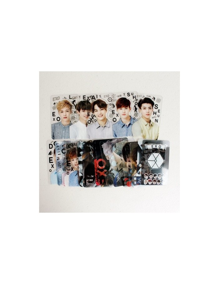 [Reseller] Transparent Card  [ Group Version ]