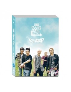 "B1A4 2014 Concert ""ROAD TRIP TO SEOUL"" Live DVD ( 2DVD + Photobook 80p )"